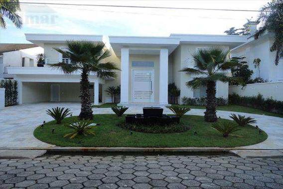 Casa Com 7 Dorms, Jardim Acapulco, Guarujá - R$ 5.250.000,00, 650m² - Codigo: 3505 - V3505
