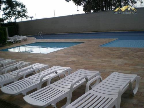 Imagem 1 de 21 de Apartamento Com 2 Dormitórios À Venda, 55 M² Por R$ 295.000 - Vila Endres - Guarulhos/sp - Ap0167