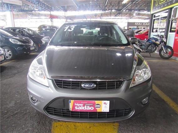 Ford Focus 1.6 Glx 16v Flex 4p Manual