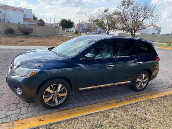 Nissan Pathfinder 3.5 Exclusive Mt 2013