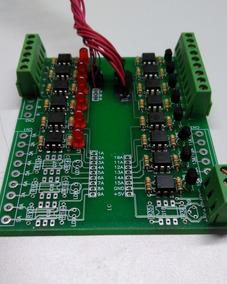 Interface De Entrada E Saída - Pic - Clp - Arduino - I/o