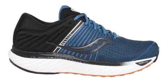 Tenis Running Saucony Triumph 17 Men Maratón - Run24mx