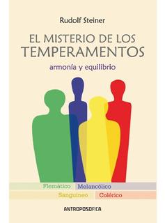 Libro El Misterio De Los Temperamentos Papel Local La Calle