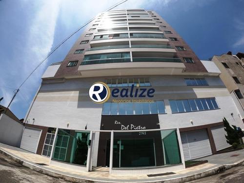 Excelente Apartamento De Frente Para A Rua Composto Por 03 Quartos Sendo 01 Suíte Praia Do Morro - Ap01015 - 68563911