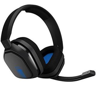 Diadema Para Gaming - Negro/azul - Platinum Edition