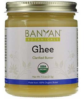 Banyan Botanicals Ghee - Certificado Orgánico - De Césped Va