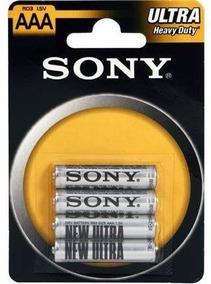 Pilha Sony R03-nub4a Aaa