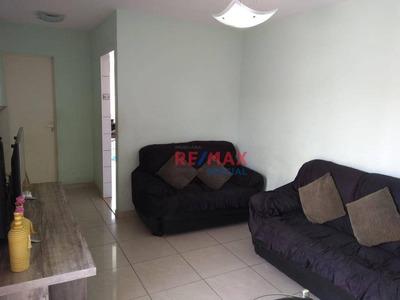 Apartamento Térreo Gardem, 2dorm,55m² - R$ 229.999 - Cond. Mirante Bonsucesso - Ap0136