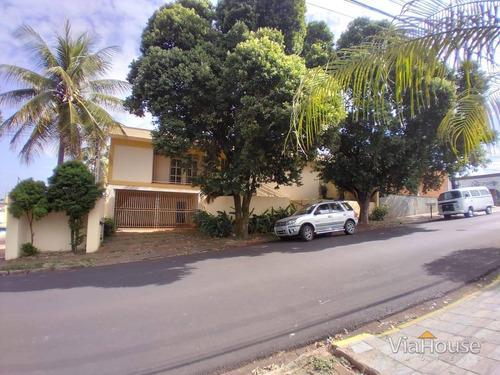 Casa Com 4 Dormitórios Para Alugar, 661 M² Por R$ 6.000/mês - Centro - Ribeirão Preto/sp - Ca3877