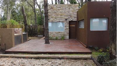 Casa Moderna Bosque Peralta Ramos Mar Del Plata Alquiler