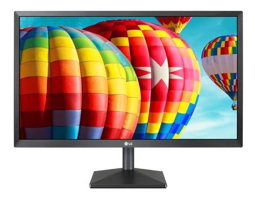 """Imagen 1 de 3 de Monitor gamer LG 24MK430H led 23.8"""" negro 100V/240V"""