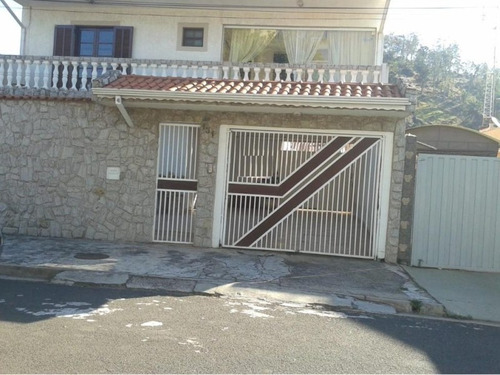 Casa, Sobrado, Venda E Compra, Vila Anchieta, Jundiaí - Ca1551 - 34731323
