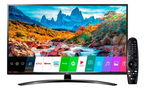Smart Tv 4k 65  LG 65um747opsa