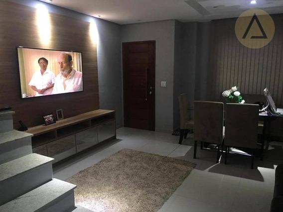 Casa À Venda, 180 M² Por R$ 350.000,00 - Parque Aeroporto - Macaé/rj - Ca0338