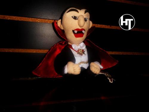 Imagen 1 de 9 de  Dracula, Peluche, Original Stuffins , Nuevo, 9 Pulgadas