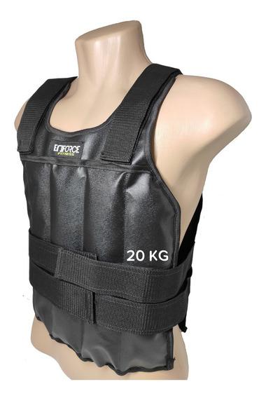Colete De Peso 20kg,crossfit, Preparação Física