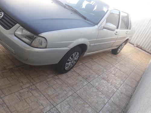 Imagem 1 de 8 de Volkswagen Santana 2001 1.8 4p Gasolina