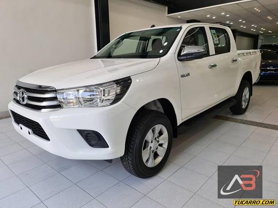 Toyota Hilux Automatico 4x4 2020