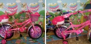 Bicicleta Rodado 16 Nena