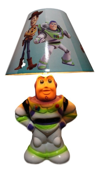 Centro De Mesa Buzz Toy Story Fiesta Lámpara Boss Light Year