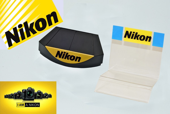 Nikon 02 Display Importado P/ Vitrine/studio Made In Japan