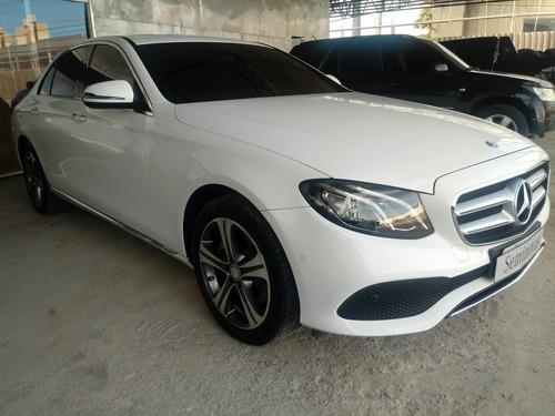 Mercedes-benz Classe E 2017 2.0 Avantgarde Turbo 4p