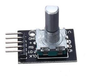 Modulo Decodificador Codificador Rotativo Ky 040 Pic Arduino