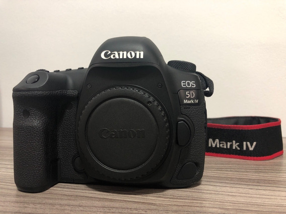Camera Canon 5d Mark Iv