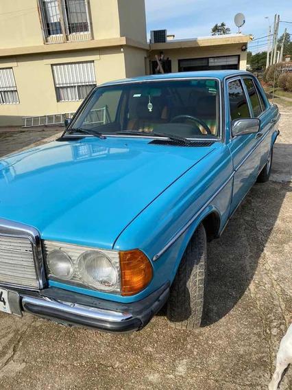 Mercedes-benz Mercedes 300 D Sedan