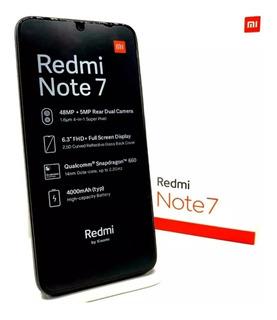 Redmi Note 7 4ram 128 Gb
