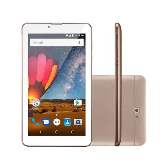 Tablet 7 Multilaser M7 3g Plus Quad Core Android 7.0 Funçao
