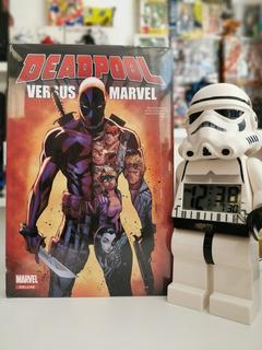 Deadpool Versus Marvel Deluxe