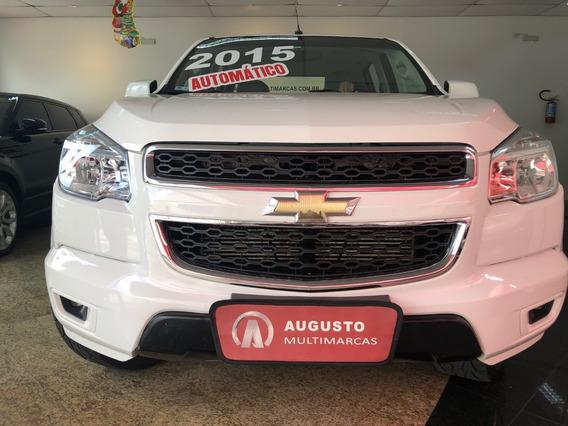 Chevrolet S10 Lt Cabine Dupla 2.8 Diesel Automática 2015