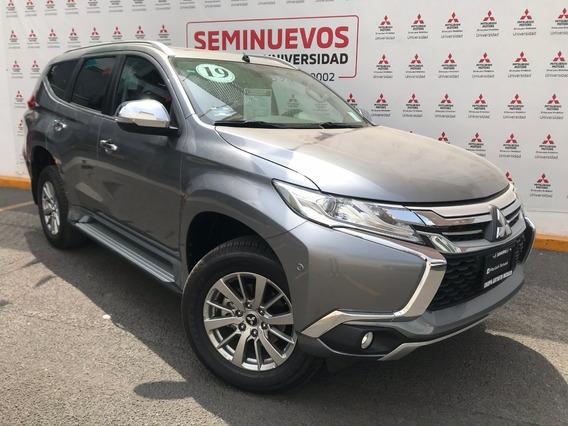 Mitsubishi Montero Sport Es 4x2 2019, Llevatela A Crédito!!!