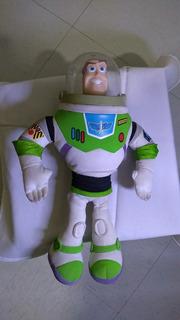 Buzz Lightyear Tela Y Plástico