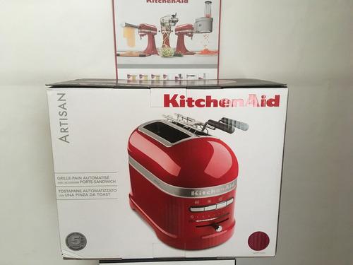 Kitchenaid Tostadora De Pan De 2 Piezas Mod 5kmt2204