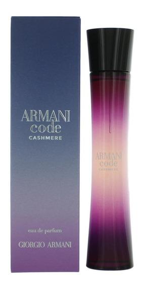 Perfume Armani Code Cashmere Eau De Parfum 30ml