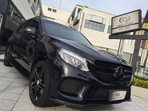 Imagem 1 de 15 de Mercedes-benz Gle 450 3.0 V6 Gasolina Amg Black Edition