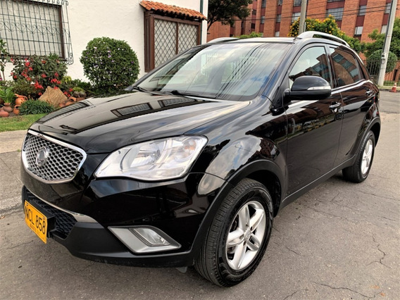 Ssang Young Korando C 2013 Diesel Automatico