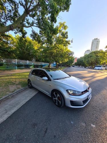 Volkswagen Golf 2017 2.0 Gti Tsi App Connect + Cuero
