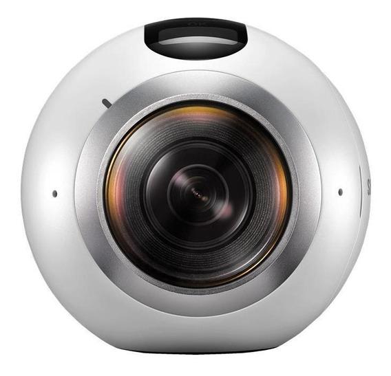 Câmera Samsung Gear 360 Branca