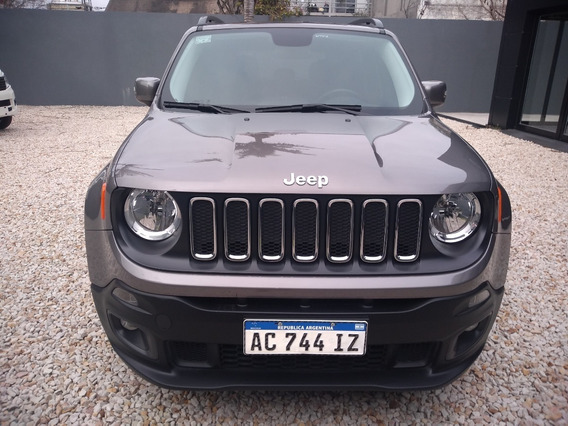 Jeep Renegade Longitude 2018 1.8 A/t 6° Kms 19.731