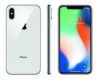 I Phone X Semi Novo Com Carregador E Fone De Ouvido