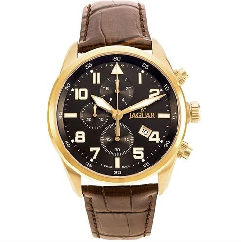 Relógio Jaguar J03cbgl01 G2mx Aço Inox Masculino