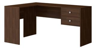 Mueble Mesa Para Computadora Con 2 Cajones Bc 68-164