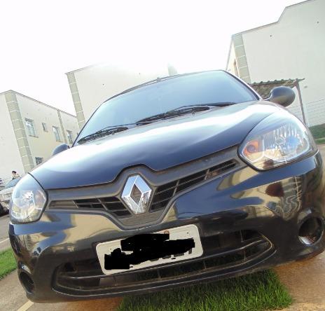 Renault Clio 2012/2013 Flex 04 Portas