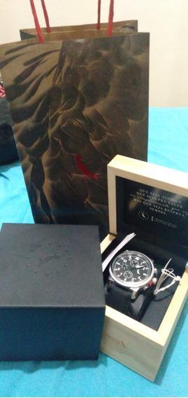 Relógio Novo Na Caixa.