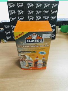 Kit De Slime Explosion Solar Elmer