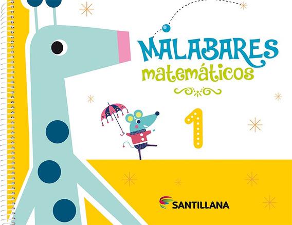 Malabares Matemáticos 1 - Santillana