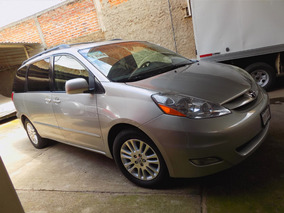 Toyota Sienna Xle Piel Limited Qc At